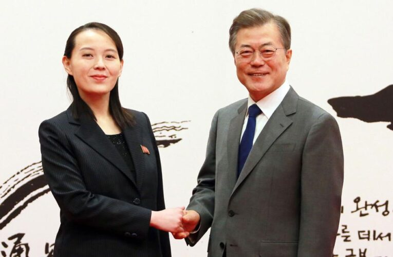 Chaos between North and South Korea sees Kim Jong Un's sister emerge stronger than ever