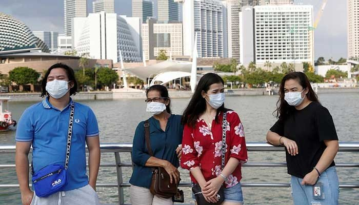 Shops, cafes reopen as Singapore eases lockdown restrictions