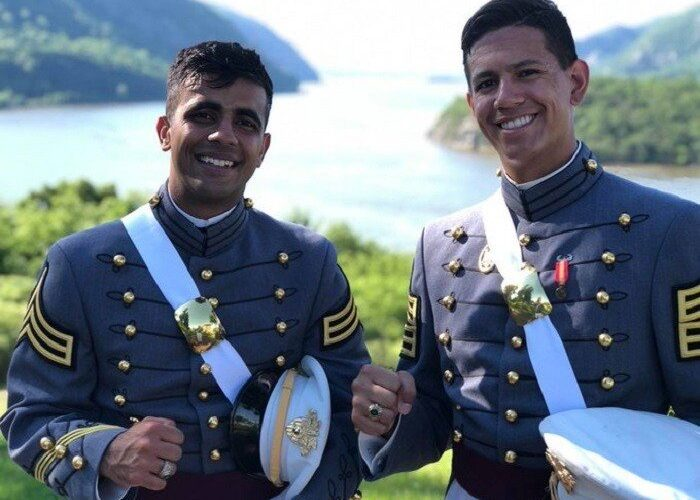 Pakistani origin cadet graduates from US Military Academy at Westpoint