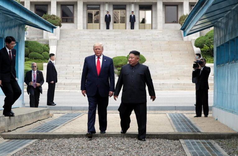 Trump obsessed with sending CD of Elton John's 'Rocket Man' to Kim Jong-un, ex-aide Bolton claims : worldnews