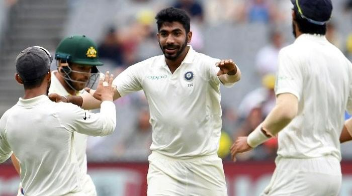 India's Bumrah seeks 'different' to saliva for shining the ball