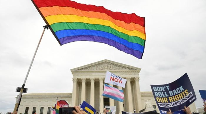 Top US court rules civil rights law protects trans, LGBT workers