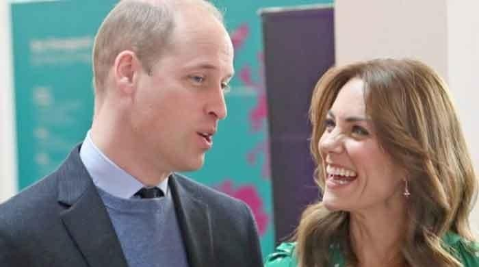 In first face-to-face engagement since lockdown, Kate Middleton backs business