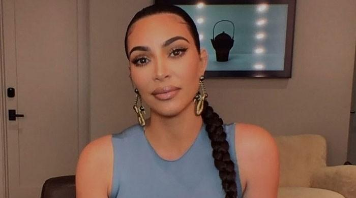 Kim Kardahsian shares a special message on Father's Day