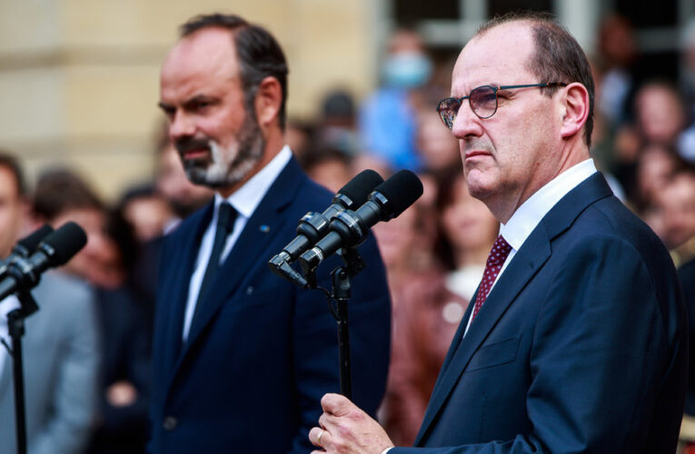New French Prime Minister Takes Over in Wake of Coronavirus Crisis