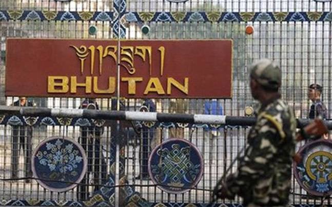 Bhutan counters China's declare over its territory