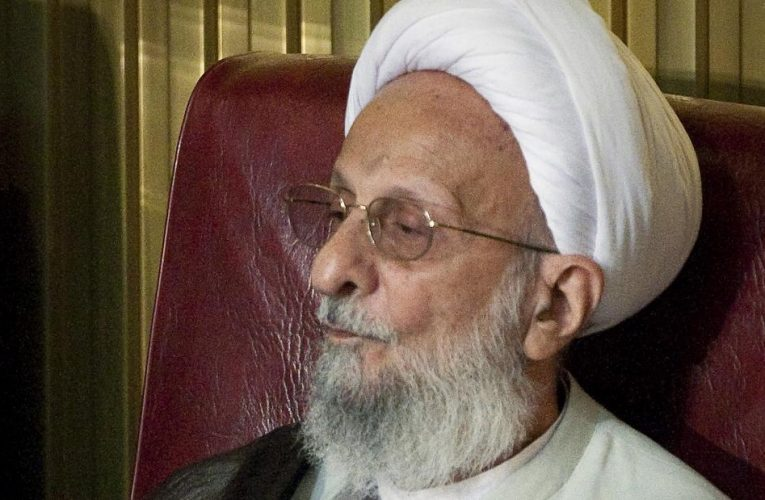 Iranian conservative cleric dies, based on state-run media