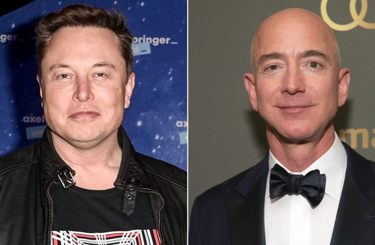 Elon Musk overtakes Jeff Bezos to turn into world's richest individual