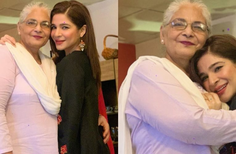 Ayesha Omar Shared The Struggles Of Her Mother After Her Father's Death | Reviewit.pk