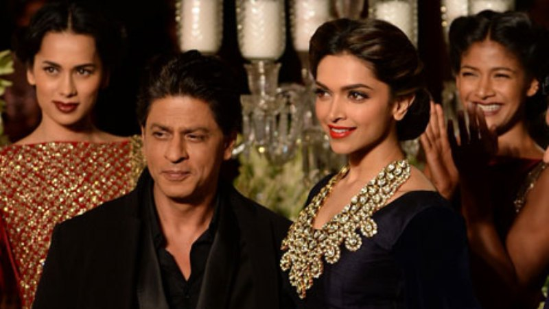 Bollywood actor Deepika Padukone is doing five films this year