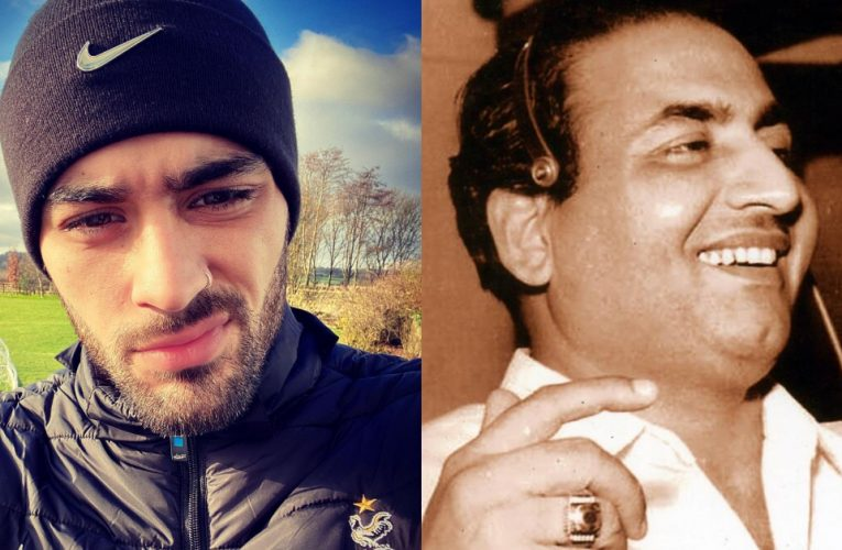 Did Zayn Malik Sing Mohammad Rafi's Epic Classic Song? | Reviewit.pk