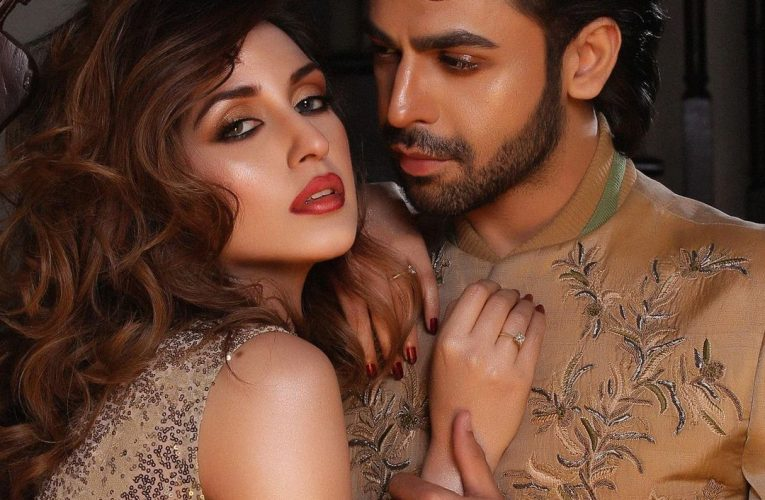 Farhan Saeed and Iman Ali Sizzling Hot Shoot will Leave You Stunned!