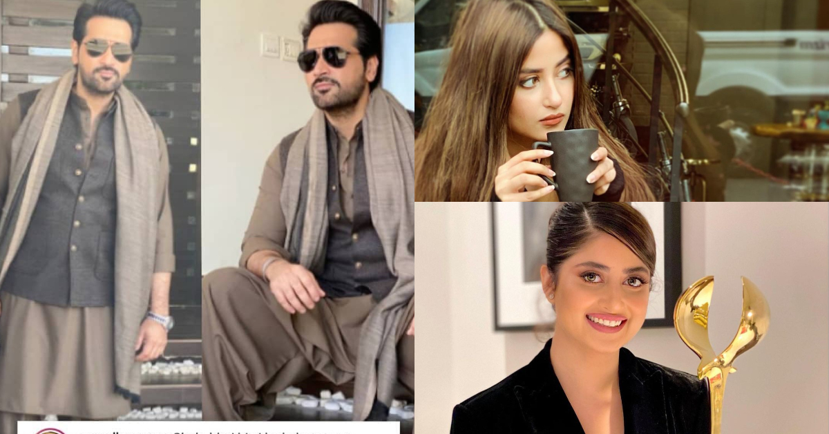 Here's What Humayun Saeed Has to Say to Sajal Aly | Reviewit.pk