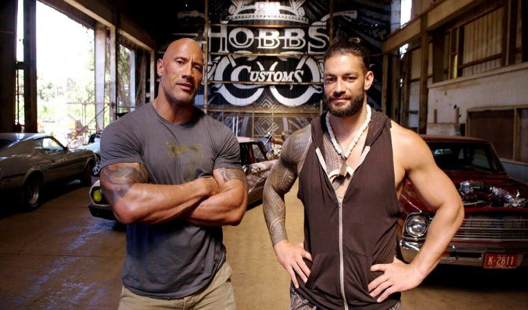 Is The Rock going to face Roman Reigns at WrestleMania? | SAMAA