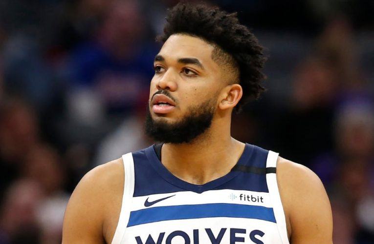 Karl-Anthony Towns has examined constructive for Covid-19, because the NBA's postponed video games checklist grows