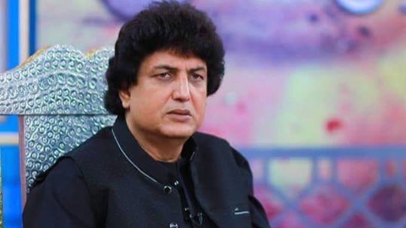 Khalilur Rehman Qamar to now host a current affairs show