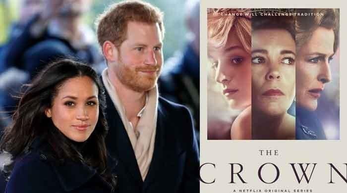 Meghan Markle and Prince Harry barred from giving enter on Netflix present 'The Crown'