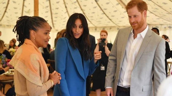 Meghan Markle's mother reacts to her and Harry's exit as Megxit evaluate will get scrapped