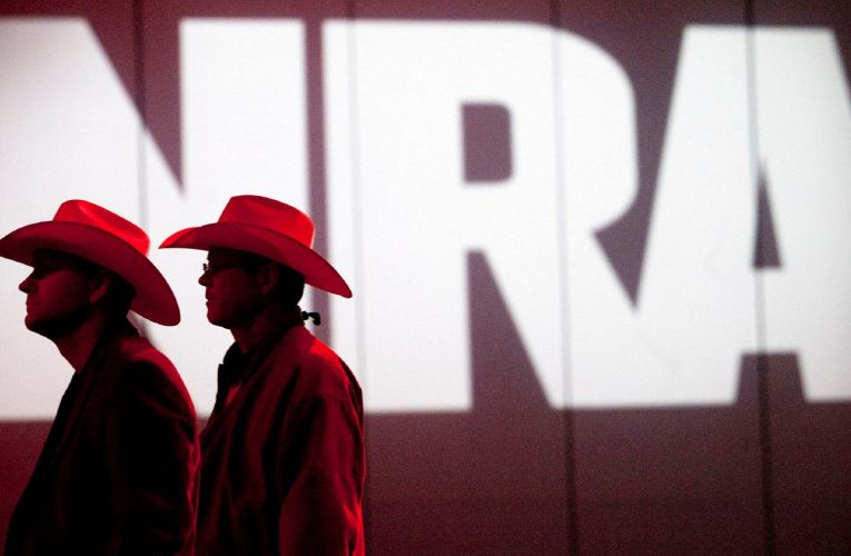 NRA: US gun advocacy group recordsdata for chapter