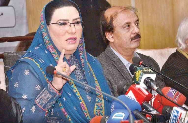 PDM aggrieved over flop present of resignations: Dr Firdous