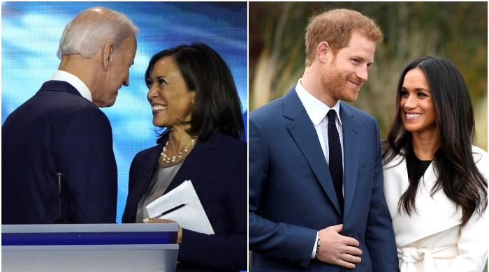Prince Harry, Meghan Markle acquired 'emotional' throughout Biden-Harris inauguration