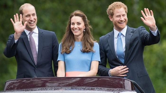 Prince William, Kate Middleton accused of snubbing Prince Harry on his massive day
