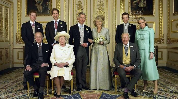 Prince William, Prince Harry signaled tensions when Charles married Camilla