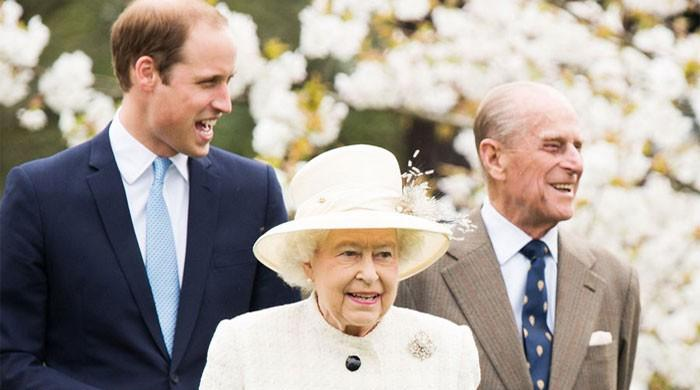 Prince William is 'very proud' of Queen Elizabeth, Prince Philip for having vaccine against coronavirus