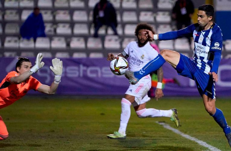 Real Madrid suffers humiliating defeat to third-division facet Alcoyano