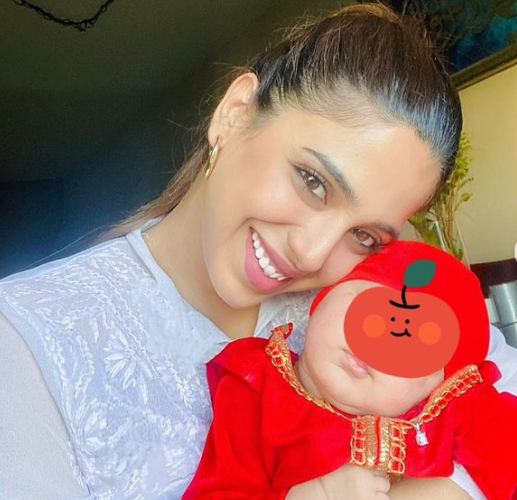 Sonya Hussyn Reveals The Reason For Hiding Her Niece's Face