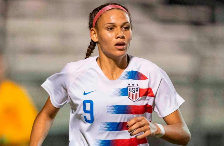 Trinity Rodman, daughter of the NBA legend, drafted 2nd total in professional soccer league