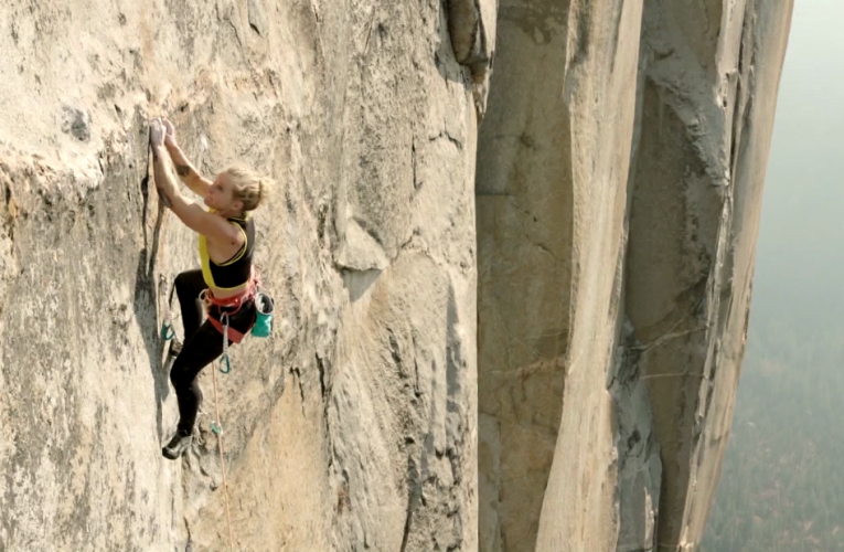US climber Emily Harrington makes historical past on El Capitan