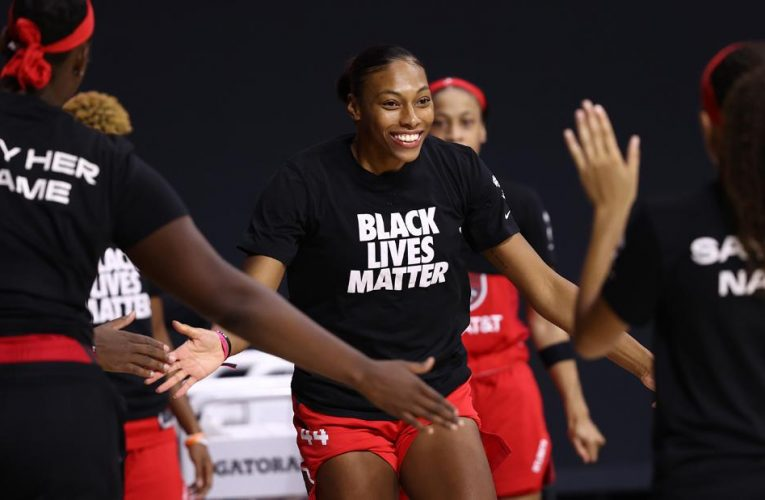 WNBA group Atlanta Dream, co-owned by Kelly Loeffler, is near being offered, league says