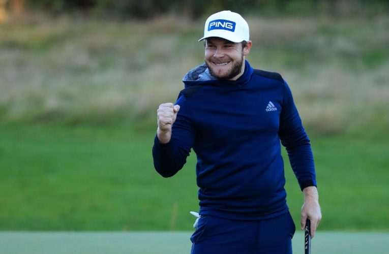 What a distinction a 12 months makes, with 2020 'the most effective of my profession to date' for Tyrrell Hatton