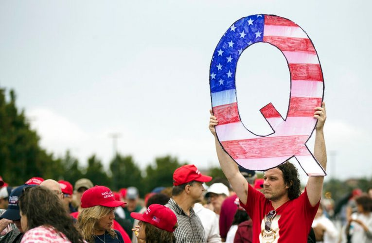 Twitter suspends 70,000 accounts linked to QAnon