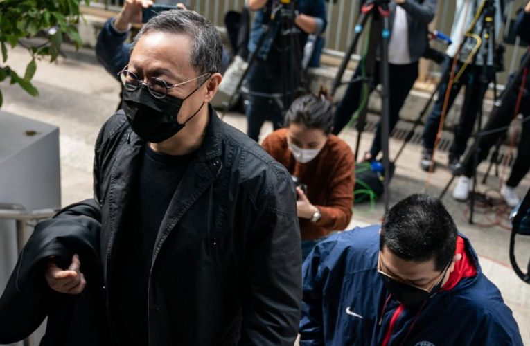 Dozens of Hong Kong opposition figures charged under national security law