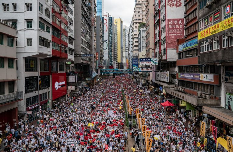 Every prominent Hong Kong activist now either in jail or exile