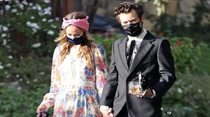 Harry Styles, Olivia Wilde getting serious quickly, have an intense connection