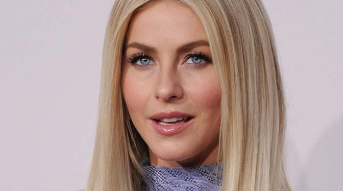 Julianne Hough's throwback snap shows her upbeat self is intact