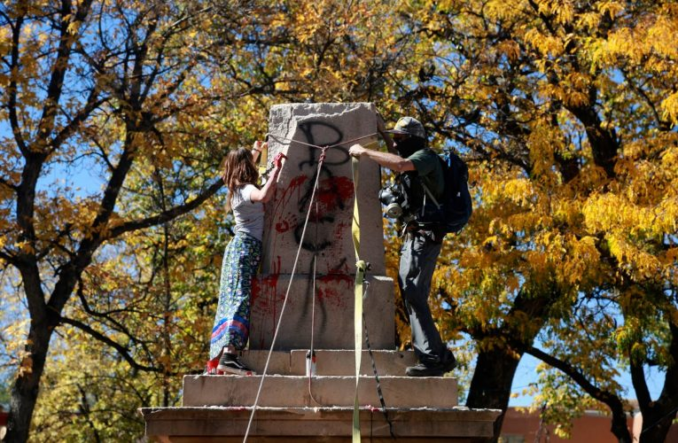 More than 160 Confederate symbols removed in 2020 after death of George Floyd