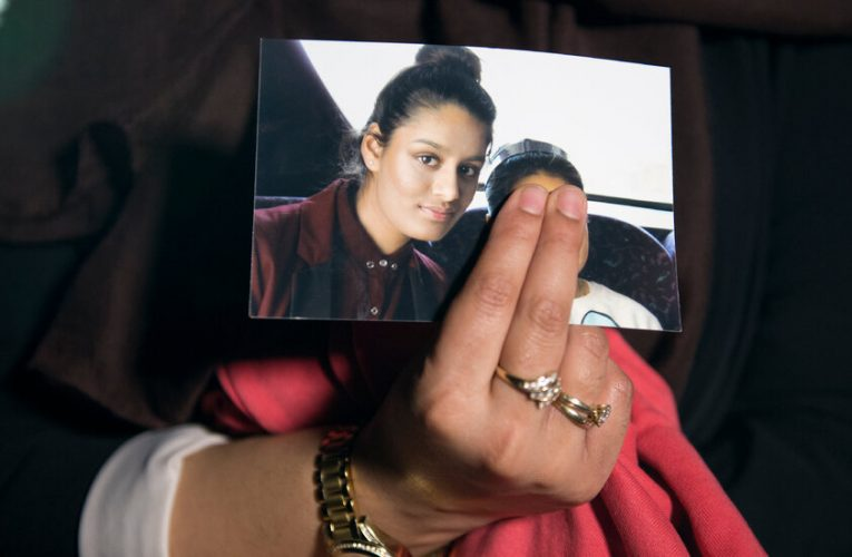 Shamima Begum Loses Effort to Return to U.K. in Fight for Citizenship