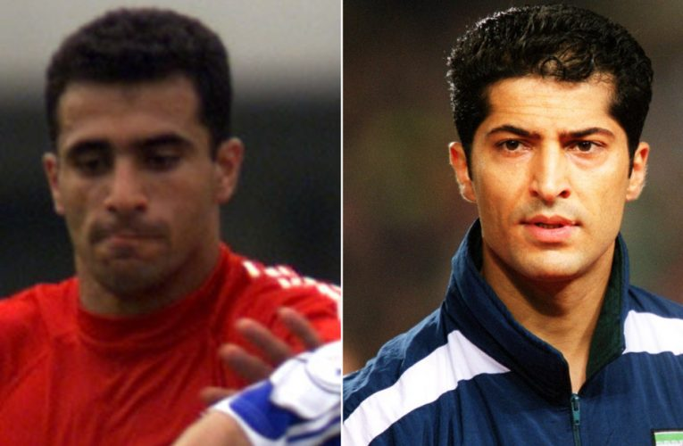 Two former Iranian national team footballers die from Covid-19 within a week of each other