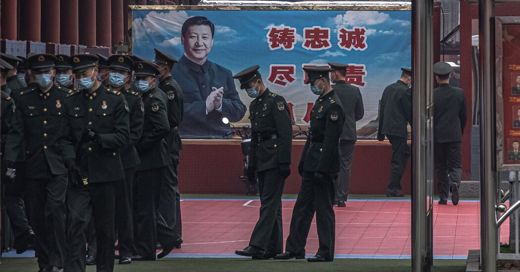 'The East Is Rising': Xi Maps Out China's Post-Covid Ascent