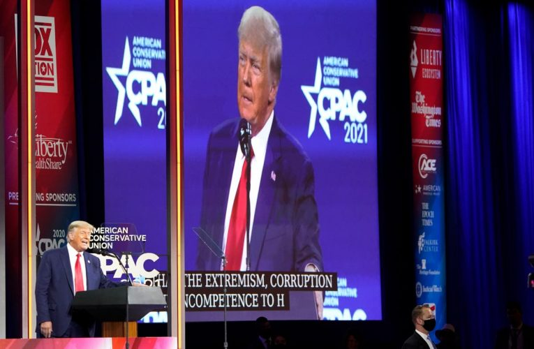 Fact-checking the wildest claims from Trump's CPAC speech