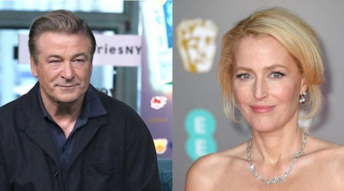 Alec Baldwin takes down Twitter account after ridiculing Gillian Anderson's accent