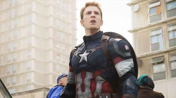 Chris Evans leaves fans in stitches with throwback video from first 'Avenger' movie