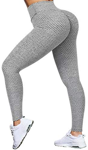 DOULAFASS Women's High Waist Yoga Pants Tummy Control Slimming Leggings Workout Running Butt Lift Sprot Tights