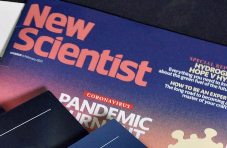 Daily Mail owner snaps up 'world-renowned' New Scientist magazine in £70m deal