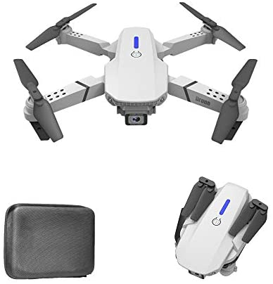 E88 GPS Drone with 4K Camera,5G WiFi FPV Live Video Foldable Drone,RC Quadcopter,Auto Return Home, Altitude Hold, Follow Me