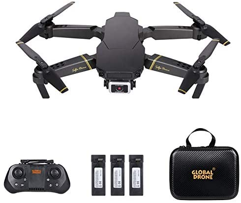 Extaum Drone With Camera, Gd89 Pro RC Drone With Camera 4K Camera Optical Flow Mode Dual Camera Auto Avoid Obstacle Track Flight Gravity Sensor, Headless Mode 3D Flip RC Quadcopter